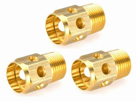 CNC Machining - Brass Milling Parts